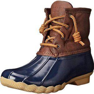 Sperry Unisex-Child Saltwater Boot